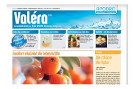 Valéra Kundenzeitschrift